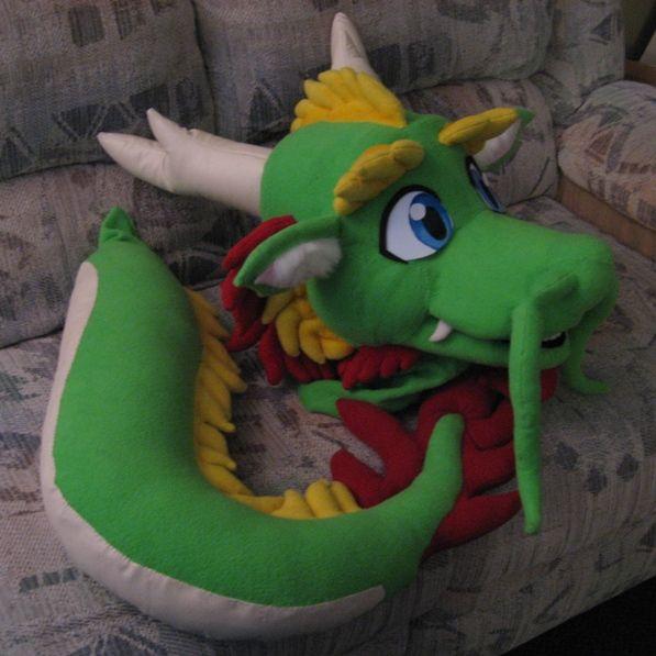 Asian Dragon fursuit prog 4 by *DragonCid on deviantART ...
