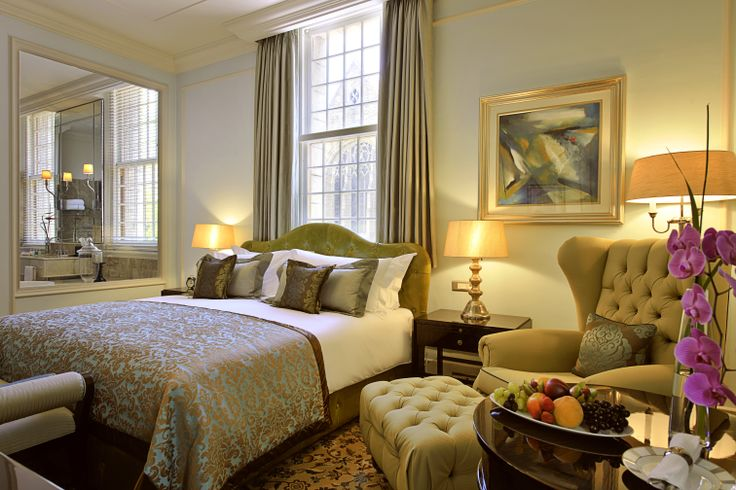 Luxury accommodation at Taj Cape Town.