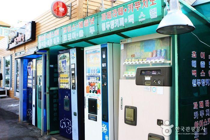 7080세대의 감성이 느껴지는 강원도 강릉 커피거리