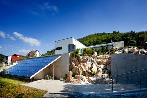 Villa mit digitalem Hausorchester | Architecture bei Stylepark