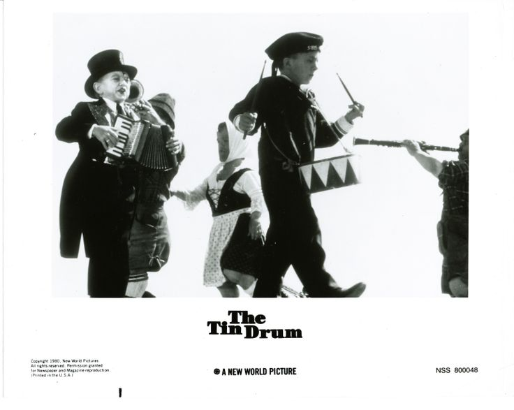 the tin drum and schloendorff and essays Us judge rules the tin drum is not child pornography google is blocking the world socialist web site from search results lectures and essays by.