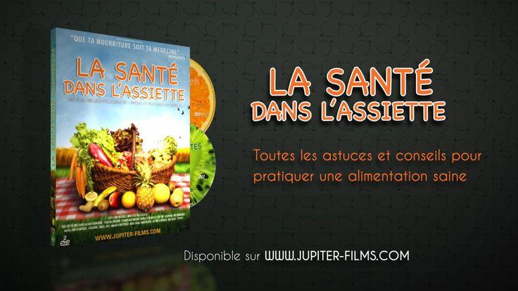 La Santé Dans l'Assiette // Bande Annonce Officielle (HD) - VF