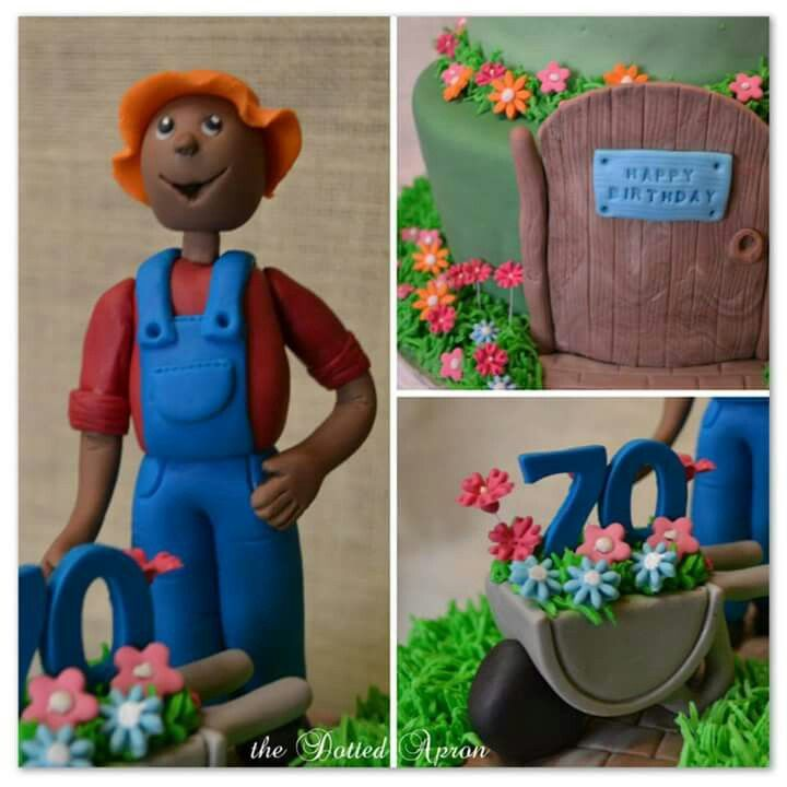 Gardening toppers. Made by The Dotted Apron Bloemfontein. https://m.facebook.com/profile.php?id=703914623013978&refsrc=https%3A%2F%2Fwww.facebook.com%2Fpages%2FThe-Dotted-Apron%2F703914623013978