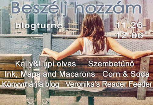 Beszélj hozzám by Szaszkó Gabriella 11/2017