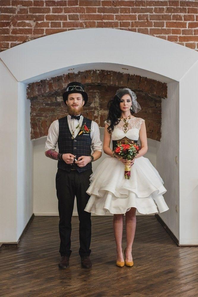 awesome Одежда в стиле стимпанк для женщин (50 фото) — Как выбрать и с чем сочетать?