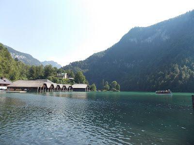 Mademoiselle Limettenfalter: Unterwegs: Königssee im Berchtesgadener Land