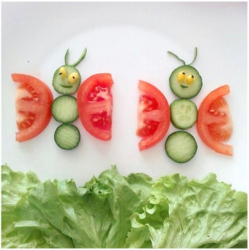 5 Creative and Easy DIY Food Decoration Ideas - interesting ideas how to prepare your food on some other way.
