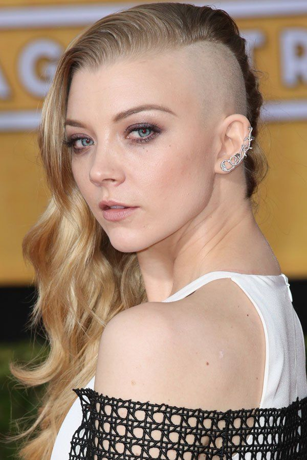 How to Grow Out a Half Shaved Hairstyle—And Have It Look Amazing Every Step of the Way