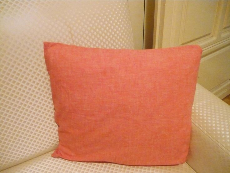 Orange Floor Cushion Cover - Orange Decorative Sofa Pillows Covers - Designer Pillows - Custom Pillow Cases-handmade pillow cover,boxes,case by byKBart on Etsy