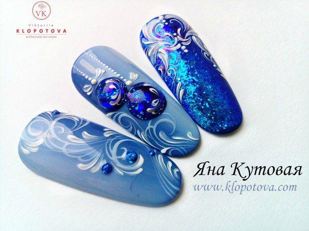"""NewYear story"" - авторский МК Яны Кутовой!"