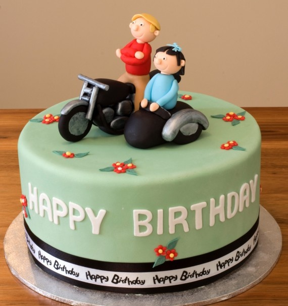 Top 49 best moto cake images on Pinterest | Cake ideas, Motorbike cake  AQ81