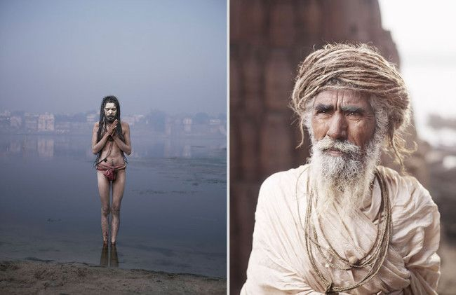 All of the various religions on earth have their holy men, but the ascetic sadhus of India are among the most extreme in their practices and acts of self-denial. Brooklyn-based photographer Joey L brings us a new series focussing on the Aghori, a group of hindu priests who precide over the rituals of the dead […]