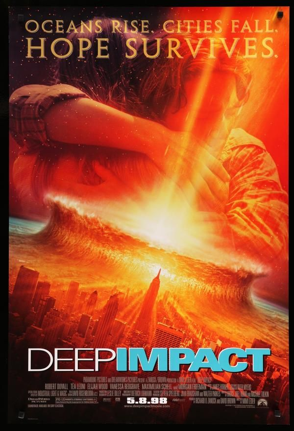 Deep Impact 1998 In 2021 Disaster Movie Deep Impact Streaming Movies