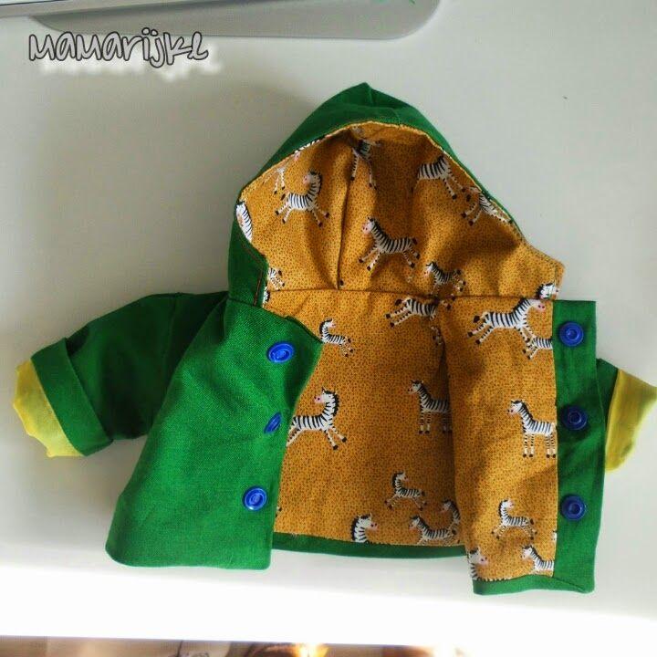 Hier kan je het patroontje downloaden voor dit  jasje.          Als je mijn patroontje gebruikt zou het fijn zijn als je de bron erbij ver...