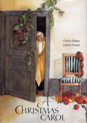 "Lizbeth Zwerger's ""A Christmas Carol"""