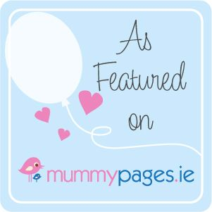 Featured on Mummypages.ie