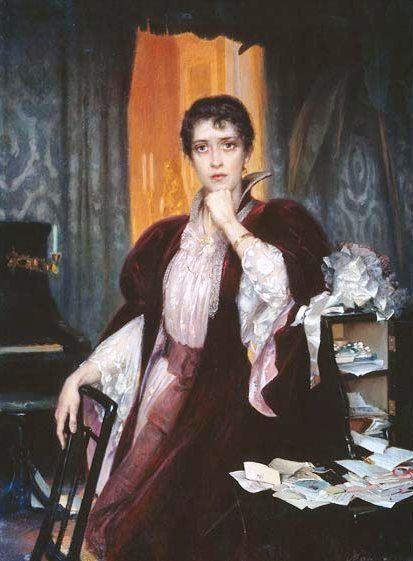 Σαν σήμερα 29 Μαρτίου 1873 ο Ρώσος συγγραφέας Λέων Τολστόι ξεκίνησε τη συγγραφή του αριστουργήματος του «Άννα Καρένινα». Το επώνυμο Καρένιν μάλιστα, ο Τολστόι το δανείστηκε από την «Οδύσσεια» του Ομήρου, όπου κάρηνον/κάρενον σημαίνει Κεφάλι. Ο συγγραφέας έδωσε το Επίθετο αυτό στον σύζυγο της Άννας, Αλεξέι Αλεξάντροβιτς επειδή ήταν εγκεφαλικός τύπος και η λογική υπερίσχυε των συναισθημάτων του. #Τολστόι #ΑνναΚαρένινα #ρωσικο #ινστιτουτο