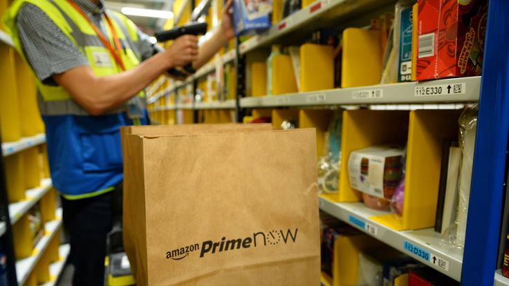 Amazon Prime launches in SE Asia https://tmbw.news/amazon-prime-launches-in-se-asia  Amazon has launched its Prime Now delivery service in Singapore - the first time it has gone head-to-head with Chinese rival Alibaba in the region.The move is its first step into South East Asia which has a population of about 600 million people.Lazada, currently the region's most dominant online shopping business, is controlled by Alibaba.Amazon Prime Now promises delivery within two hours.As well as…