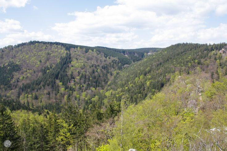 Auf den Spuren von Heinrich-Heine Ilsenburg – Ilsenstein – Ilsefälle – Plessenburg Anfang Mai 2015 suchten wir ein neues Ziel im wunderbaren Harz. Wie stießen auf das Städtchen I…