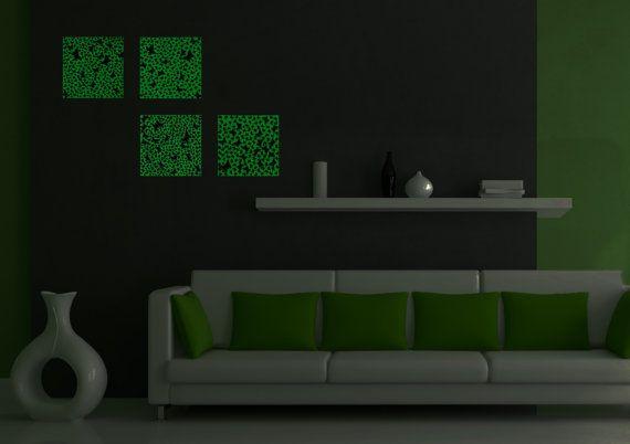 Seasoned seasons 3D Butterflies on glow in the by CreativityWings