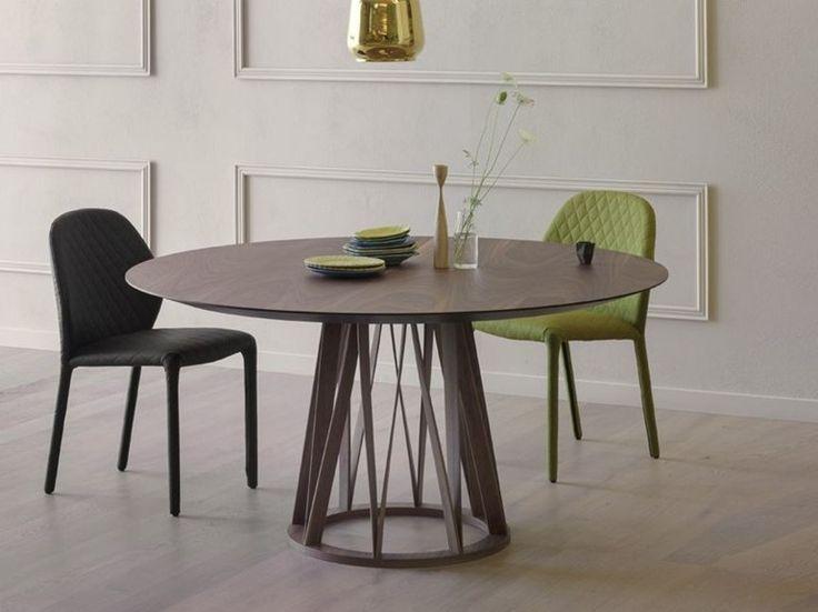 ACCO Mesa redonda by Miniforms diseño Florian Schmid