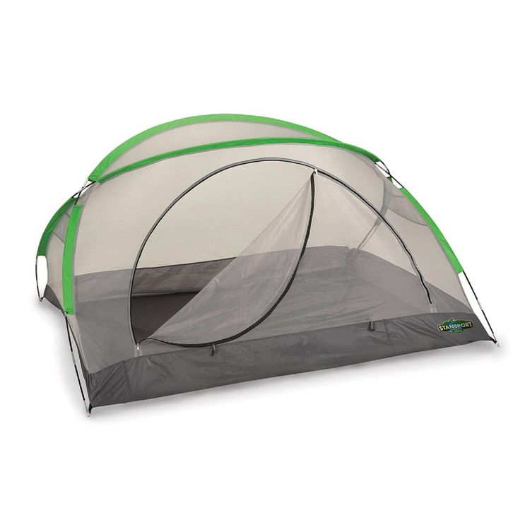 Stansport Starlite II Mesh Backpack 3 Person Tent