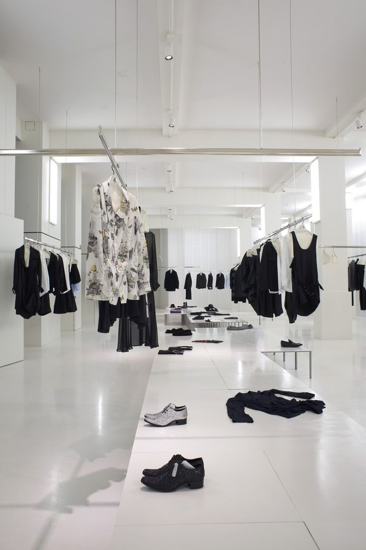 Black clothing stores