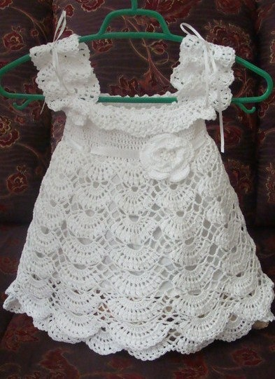 SALE  READY To SHIP   Crochet baby girl by ManCrochets on Etsy, $58.00