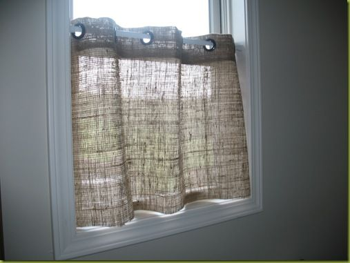 17 best ideas about burlap window treatments on pinterest for Do shower curtains come in different lengths