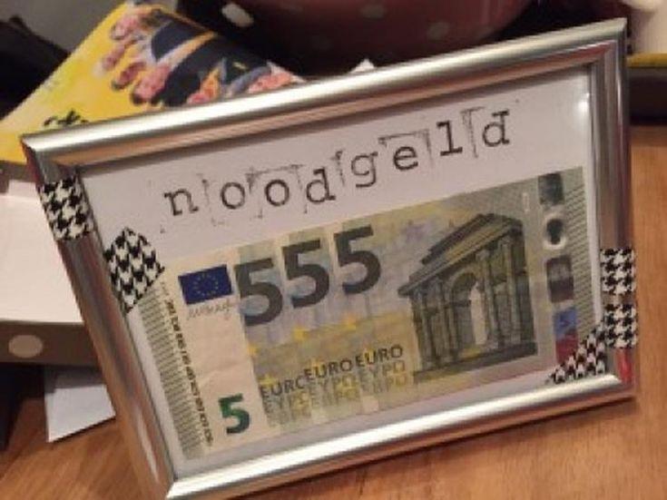 Foto: leuk geld cadeau. Geplaatst door Mandiix op Welke.nl