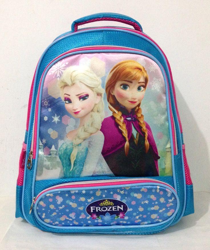 Harga Jual Tas Anak Sekolah Sd Ransel Import Frozen | Pricepedia.org