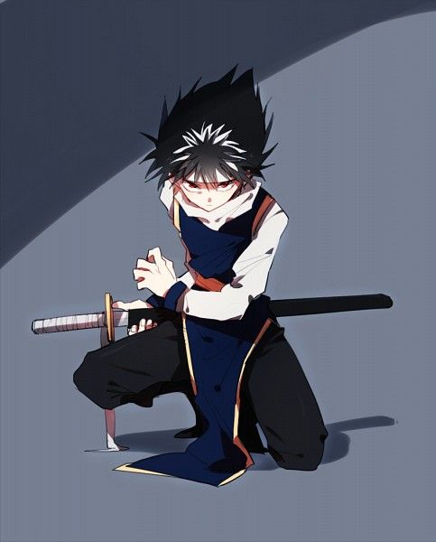 Tags: Anime, Yu Yu Hakusho, Hiei, 13knight