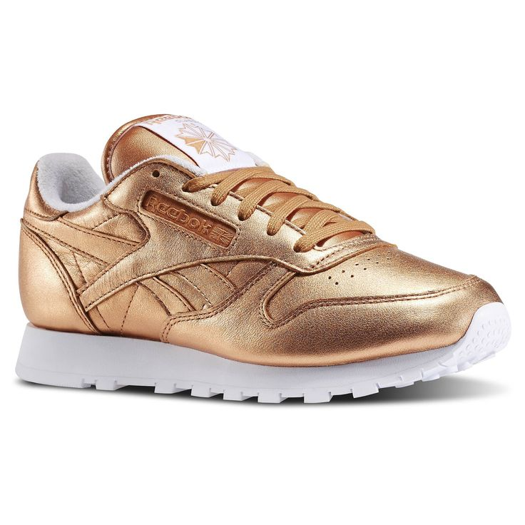 reebok womens classic leather trainer