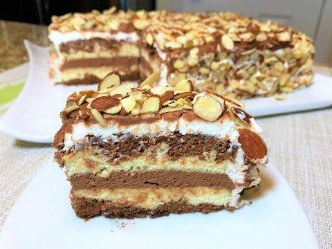 Вкусный Домашний Торт - Всегда в Доме Праздник! Cake/ - YouTube
