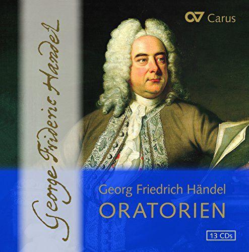 Various - Handel: Oratorios