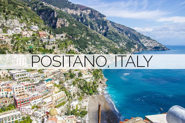 The Most Beautiful Place In Europe Positano Italy The Overseas Escape Study Abroad