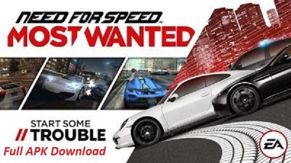 Download Need for Speed Most Wanted MOD APK – Full Android HD NFS Game