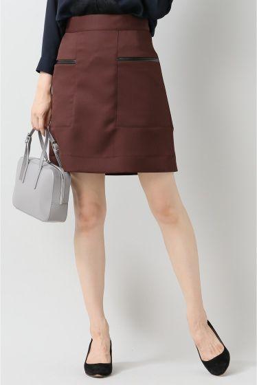 La TOTALITE(ラ トータリテ) ミニマルAラインスカート◆ | スタイルクルーズ