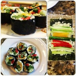 Sushi  Believe it or not, I had a dieter bring me in a recipe that she made that is ALL Ideal Protein Phase 1 suitable for Sushi!! Who says a diet means you have to stop eating all of your favorite foods!! Not only does it look pretty, but it taste delicious!! She purchased a sushi ...