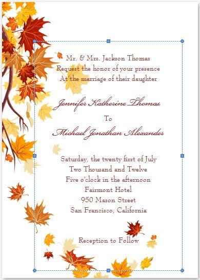 diy fall wedding invites | Gerbera Daisy Wedding Invitation Pink | Printable DIY Templates