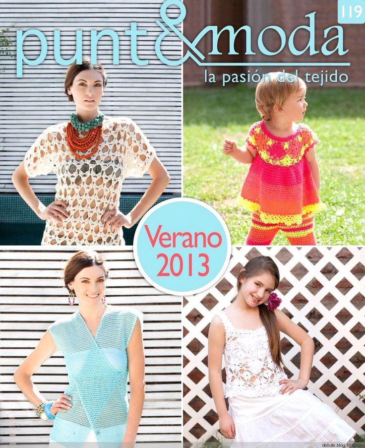 Moda Knitting Books : Best images about tejer la moda punto e para