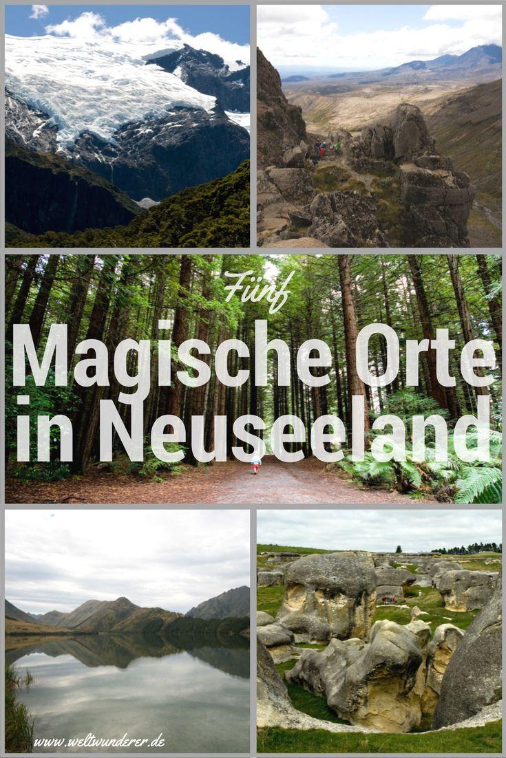 5 magische Orte in Neuseeland, an die wir sofort zurückkehren würden ♥️
