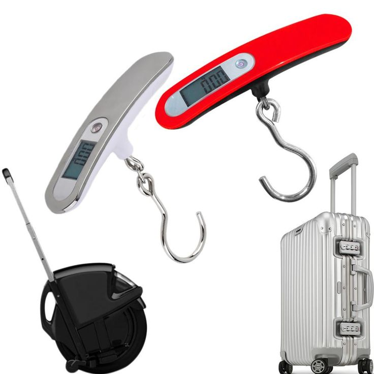 1Pc 50KG/0.01G Precision Digital Luggage Electronic weighing Balance Scale