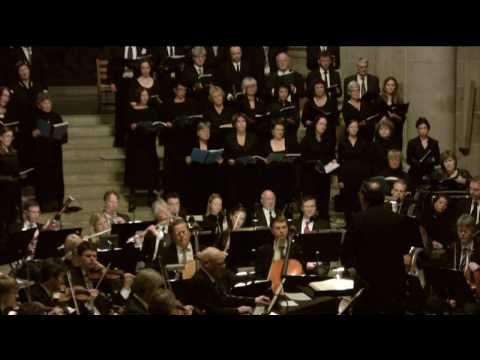 J.S. Bach - St Matthew Passion (ending chorus) ✝