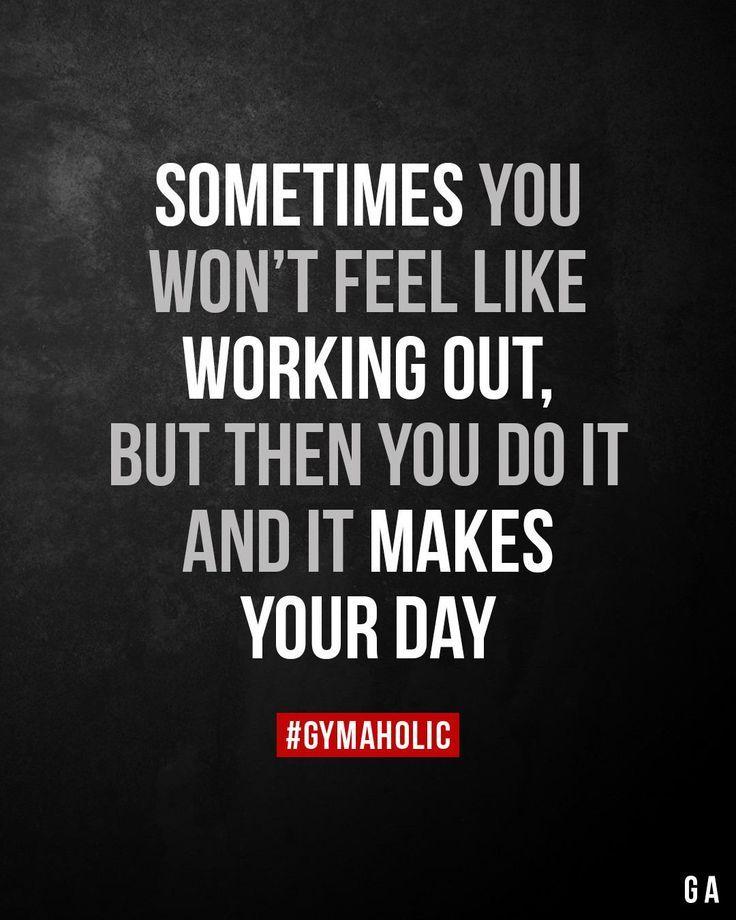 Sometimes You Won T Feel Like