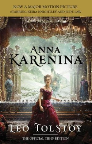 Luscious blog - anna karenina book cover.jpg  On my list of books to read