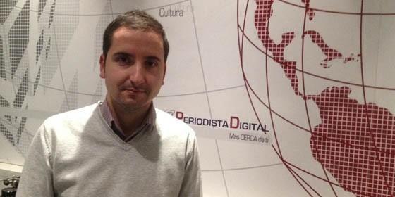 """Sergi Castillo Prats: """"Alfonso Rus parecía una isla de honestidad en una corrupción que ha afectado todas las instituciones valencianas"""""""