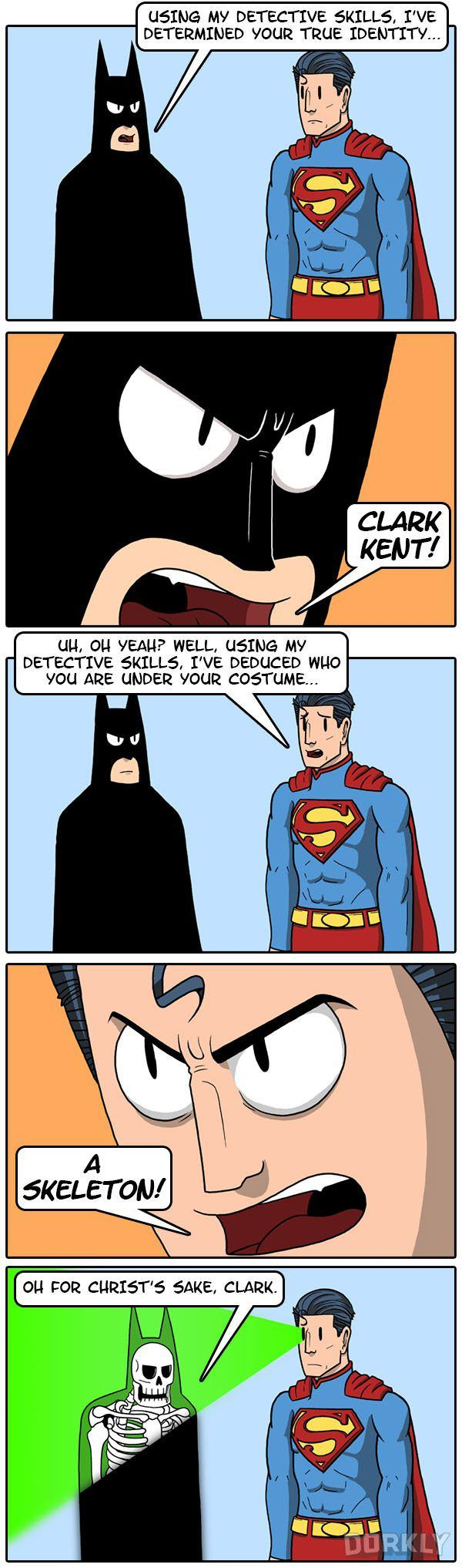 Batman vs Superman: Revelations