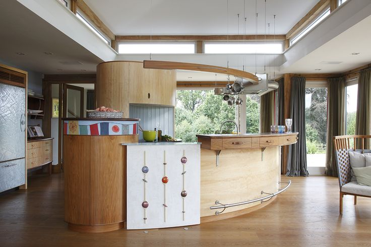 A classic Johnny Grey kitchen