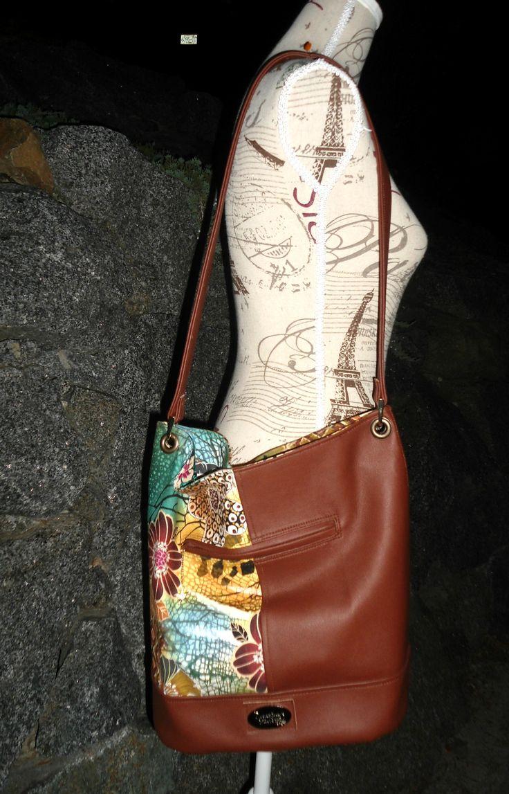 custom Bonnie slouch bag